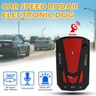 V7 Car Radar Detector English Russian Vehicle Speed Voice Alert Warning Laser