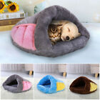 For Small Dogs Cats Warm House Igloo Nest Cozy Cave Dog Bed Medium Pet Cave Beds
