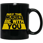 Star Wars May The Nurses Be With You Movie TV Vintage Funny Cute Coffee Mug $16.99 USD on eBay