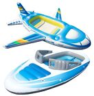 Kyпить Inflatable 6 Person Party Raft Boat Lake Float Built In Cooler на еВаy.соm