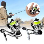 Mini 100 Pocket Fishing Angeln Small 4.3: 1 Wheel Small