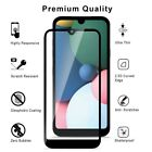 For LG K51/Reflect/K31/Aristo 5 Full Cover Clear Tempered Glass Screen Protector