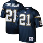 San Diego Chargers LaDainian Tomlinson Mitchell & Ness 2002 Authentic Jersey $414.99 USD on eBay