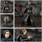 Star Wars Rise Skywalker Leader Ren Custom Action Figure  Black Series Ben Solo $45.99 USD on eBay