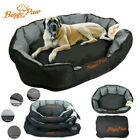 Heavy Duty Jumbo Orthopedic Pet Dog Bed Dog Baskets Kennel Pillow Waterproof