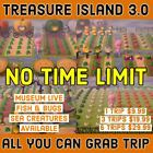 New Horizons - 🌴Treasure Island 2.0 ALL YOU CAN GRAB TRIP🌴 *NO TIME LIMIT*