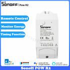 3PCS Sonoff POW R2 Time Energy Monitoring Consumption Timing IFTTT Remote Ctrl
