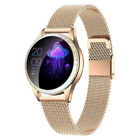 Women Smart Watch Heart Rate Monitor Fitness Tracker For iPhone Samsung Android