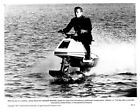 The Spy Who Loved Me Roger Moore on wetbike James Bond Original Photo 1977 $24.99 USD on eBay