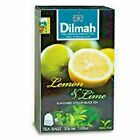 Dilmah Flavored Ceylon Black Tea in 20 Tea Bags Cocktail and Mocktail Recipes