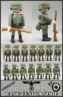 Playmobil Custom WW2 Soldier German Army 14 Variants Soldier