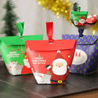Merry Christmas Forest Party Paper  New Santa Sweets Bags Boxes Favour 2020 Gift