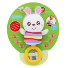 Cartoon Baby Toys Rattle Ring Bell Animal Bebes Toys Doll Bed Hanging Soft 6T