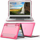 For Macbook Air Pro Retina 11 12 13 15 Inch Shockproof Stand Laptop Case Cover