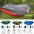 Portable Lightweight Travel Double Large Camping Tent Hammock W/ Mosquito Net US