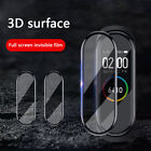 For Xiaomi Mi Band 4 5 Smart Watch 3D Full Cover Screen Protector