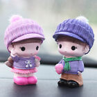 Car Accessories Decoration Cute Cartoon Couple Doll Home Office Decoration Gift
