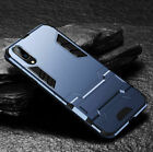 Shockproof Hybrid Armor stand Case Cover For Huawei P8 P9 Lite Mate P10 P20 Pro