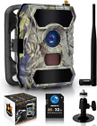 Creative Xp 3G Cellular Trail Cameras – Outdoor Wifi Full Hd Wild Game Camera