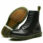 Unisex Ankle Boots 1460 8 Lace Up Leather Boots Doc Martins Soft NAPPA Shoes UK