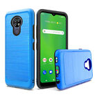 Phone Case For AT&T Radiant-Max / Cricket Ovation Case Shock Absorbing Cover