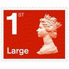 1st Class Royal Mail Small & Large Letter Stamps Various Quantities First Class