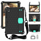 For Samsung Galaxy Tab A7 10.4 T500 T505 EVA Foam Stand Tablet Case Strap Cover
