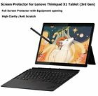 HD Screen Protector For Lenovo Thinkpad X1 Tablet (3rd Gen) Matte filter 2 Pack