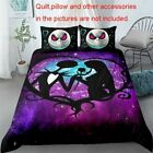 The Nightmare Before Christmas Bedding Set Duvet Cover Comforter Cover Size NEW