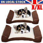 Orthopedic Pet Dog Bed Contour Lounger Therapeutic Sofa-Style Foam Couch Relax