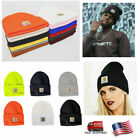 Carhartt Men/Women Acrylic Watch Beanie Winter Knit Beanie Cap/Hat Choose Color