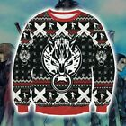 FINAL-FANTASY 3D Print Ugly Christmas Sweater  S-5XL Christmas Gifts For Fami