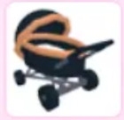 Adopt Me Rares: Strollers & Vehicles (Stock Updated as of 1/19)