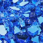 """Blue Ridge Brand Reflective Fire Pit Glass - 1/2"""" Fire Glass for Gas Fire Pit"""