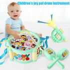 6 IN 1 Educational Toys Baby Kids Toddlers Boy Girl Learning Drum Musical Set