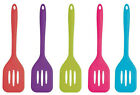 Kitchen Craft Colour Works Silicone 31cm Fish Slice & Egg Turner Slotted Spatula