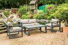 New Garden Furniture Katie Blake Sofa,chair And Table Set