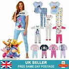 Winnie the Pooh Pyjama Sets | Disney Official Eeyore Pjs | Kids Womans Nightwear
