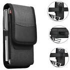 Cell Phone Holster Pouch With Belt Clip Loop Wallet Case For iPhone Samsung LG