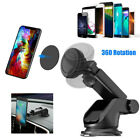 Universal Magnetic Car Mount Holder Dash Windshield Suction Cup For Cell Phone
