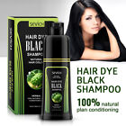 Sevich Natural Noni Plant Essence Instant Black Hair Dye Shampoo 250ml US