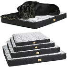 Rectangular Five-side Waterproof Pet Bed Orthopedic Dog Bed Firm Support Mattres