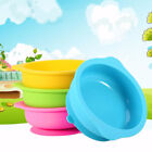 Baby Kids Feeding Silicone Mat Suction Table Food Tray Placemat Plate Dish Bowl