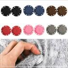 1pair Invisible Magnetic Round Snap Fasteners Button Handbag Purse Diy