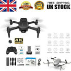 H1 Mini RC Drone With 4K HD Camera WIFI FPV Foldable Quadcopter Altitude NEW