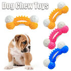 Molar Training Rubber Bone Aggressive Chewer Dog Chew Toys Grinding Teeth
