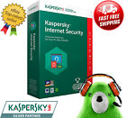 Kaspersky internet Security 2021 Activation License 6 months 1 Year 1, 2 Devices