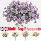 20 Heads Artificial Fake Silk Bouquet Carnation Wedding Party Home Decor Gb Hot