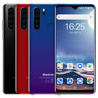 Blackview A80 Plus A80 Pro Smartphone 4g Android 10 Unlocked Mobile Phone 6.49""