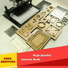 Custom Made Steel Rule Die Leather Punch Leather Cutting Mold Craft Tool